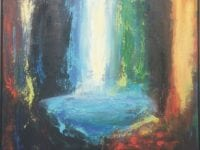 Maleri af Pia Juul Vadmand.