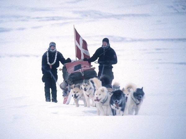 Foredrag med Erik B. Jørgensen: Slædepatruljen Sirius