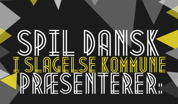 Program Spil Dansk ugen 2018