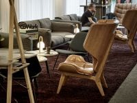 Co-Work område. Foto: Comwell Hotels.
