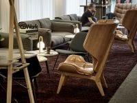 Co-Work område. Foto: Comwell Hotels.