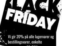 Black Friday hos Gunner V