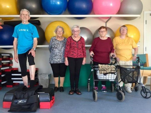 Nyt projekt skal give ældre borgere en bedre alderdom