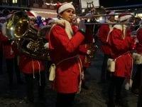 Nisseparaden hjalp Julemanden