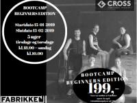 Kickstart din træning med Cross Bootcamp