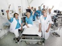 Ledende overlæge Mona Skarbye, Mave-tarm Kirurgisk Afdeling, Slagelse Sygehus DBH i screening for tarmkræft