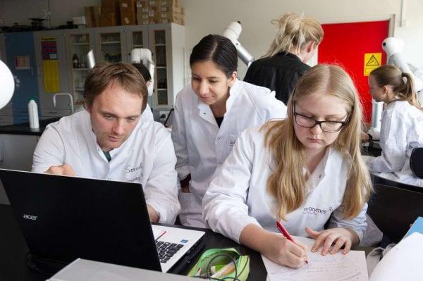 ZBC (HTX) Slagelse dyster i Biotekmesterskaberne