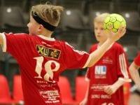 Slagelse Håndboldklub har som mange andre foreninger i Danmark underskrevet en sponsoraftale med energiselskabet OK. Privatfoto fra Slagelse Håndboldklub.