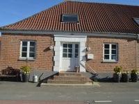 Slots bjergby forsamlingshus. Foto: Slagelse Kommune.