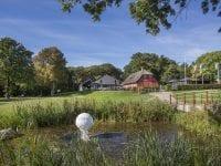Korsør Golf Klub klar med nye dramatiske huller