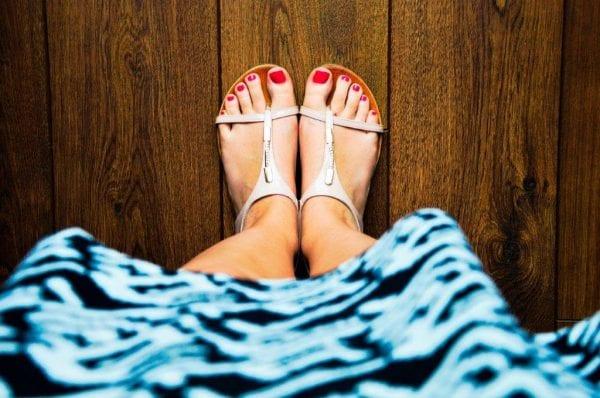 58 procent af slagelseanerne har rygsmerter: Pas på sommerfodtøjet