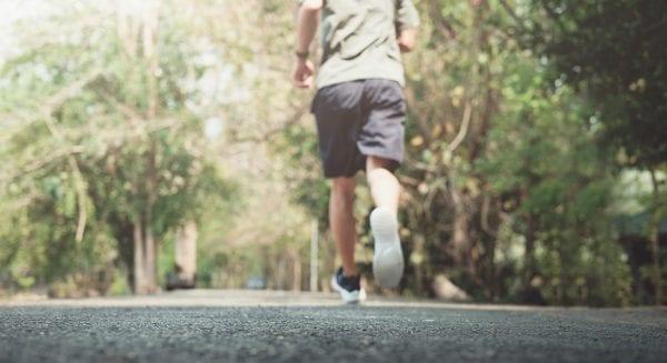 Effekten af motion kan være forskellig morgen og aften
