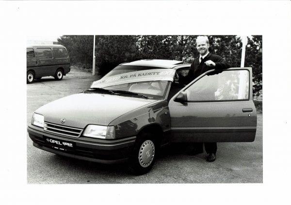 40 år hos Kjerulff A/S i Slagelse