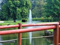Anlægget – en oase midt i Slagelse