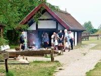 Vikingelandsbyen indbyder til besøg