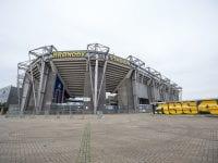 Brøndby Stadion. Pressefoto.