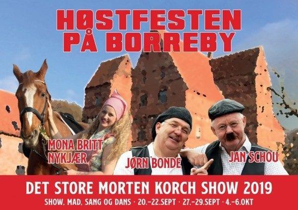 Høstfest på Borreby Herreborg