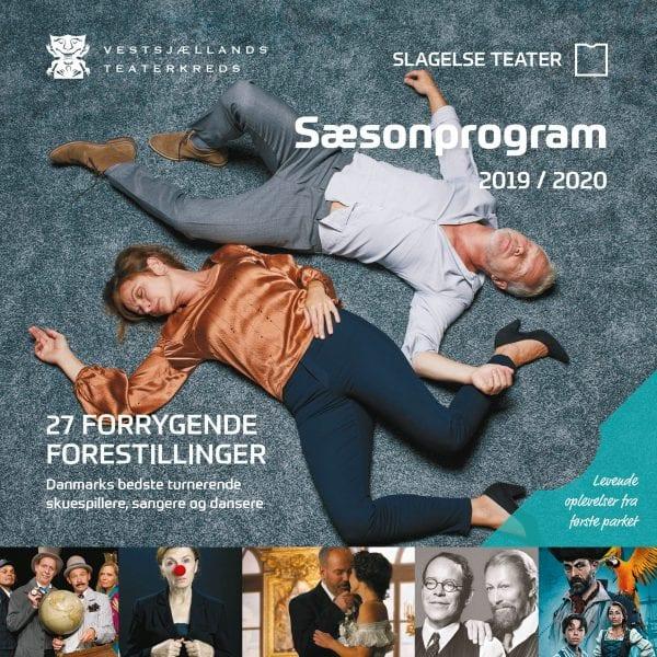 35.000 teaterprogrammer husstandsomdeles