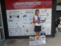 Heidi Heidelbach. Foto: Korsør Golf Klub