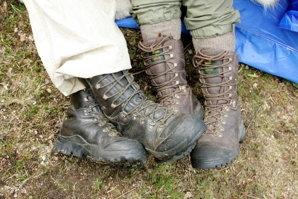 Snør vandrestøvlerne og gå på oplevelse rundt i kommunen