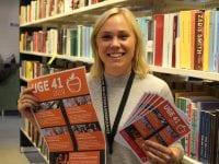 Caroline Sørensen,Slagelse Biblioteker og Borgerservice