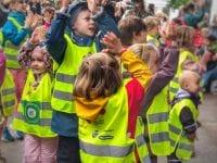 Foto: Centimeter maraton, Slagelse Kommune