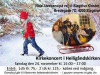 Nida Jazzband kommer til Slagelse Kloster