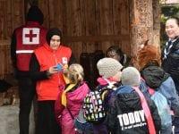 Canan Susanne Korkmaz fra Ungdommen Røde Kors, Slagelse. Foto: Christopher Trung Paulsen