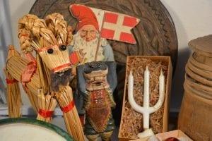 Julestue, juleværksted og juleudstilling på Slagelse Museum