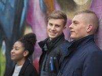 Netstof.dk, som er en online rusmiddelrådgivningsplatform for unge, er blevet indstillet til den europæiske ECPA-pris. Netstof.dk drives af Slagelse Rusmiddelcenter og Center for Digital Pædagogik – og er støttet af 34 kommuner. Foto: Netstof.dk