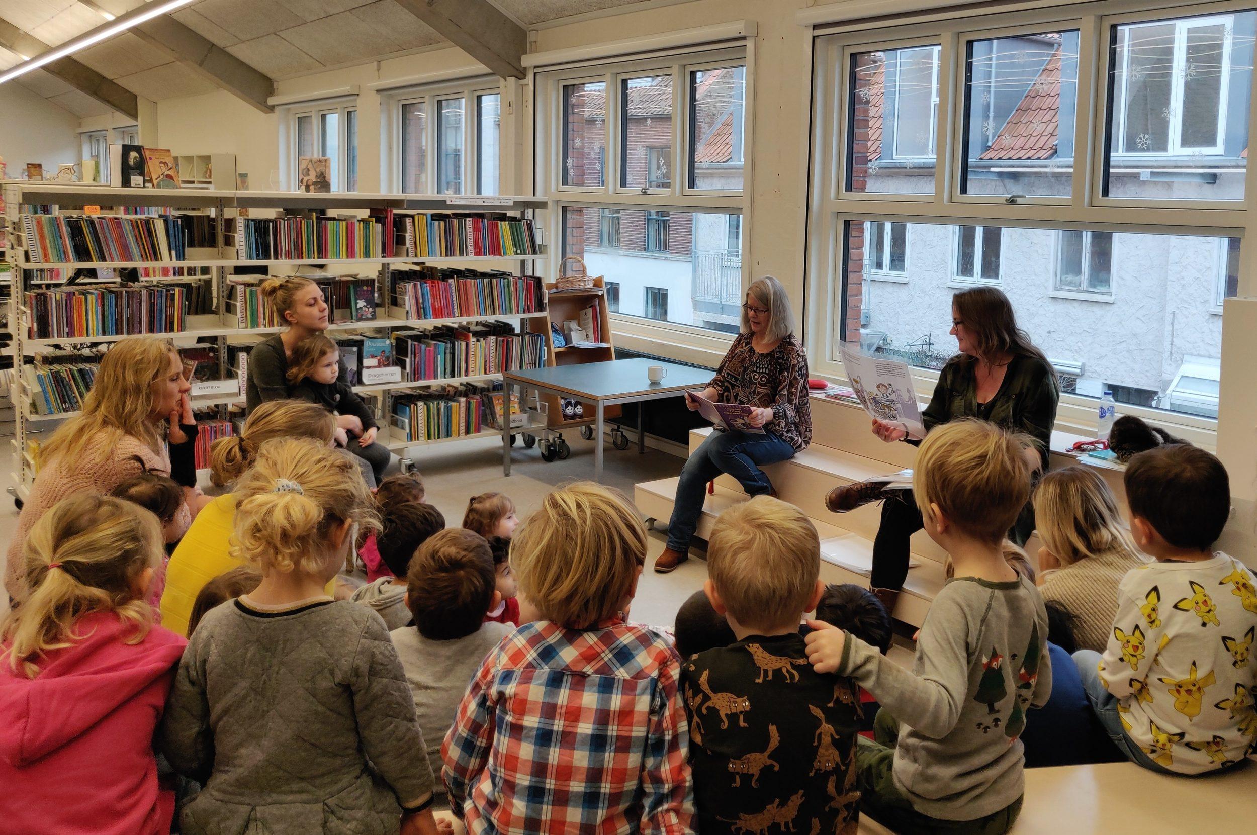 Foto: Slagelse Biblioteker & Borgerservice