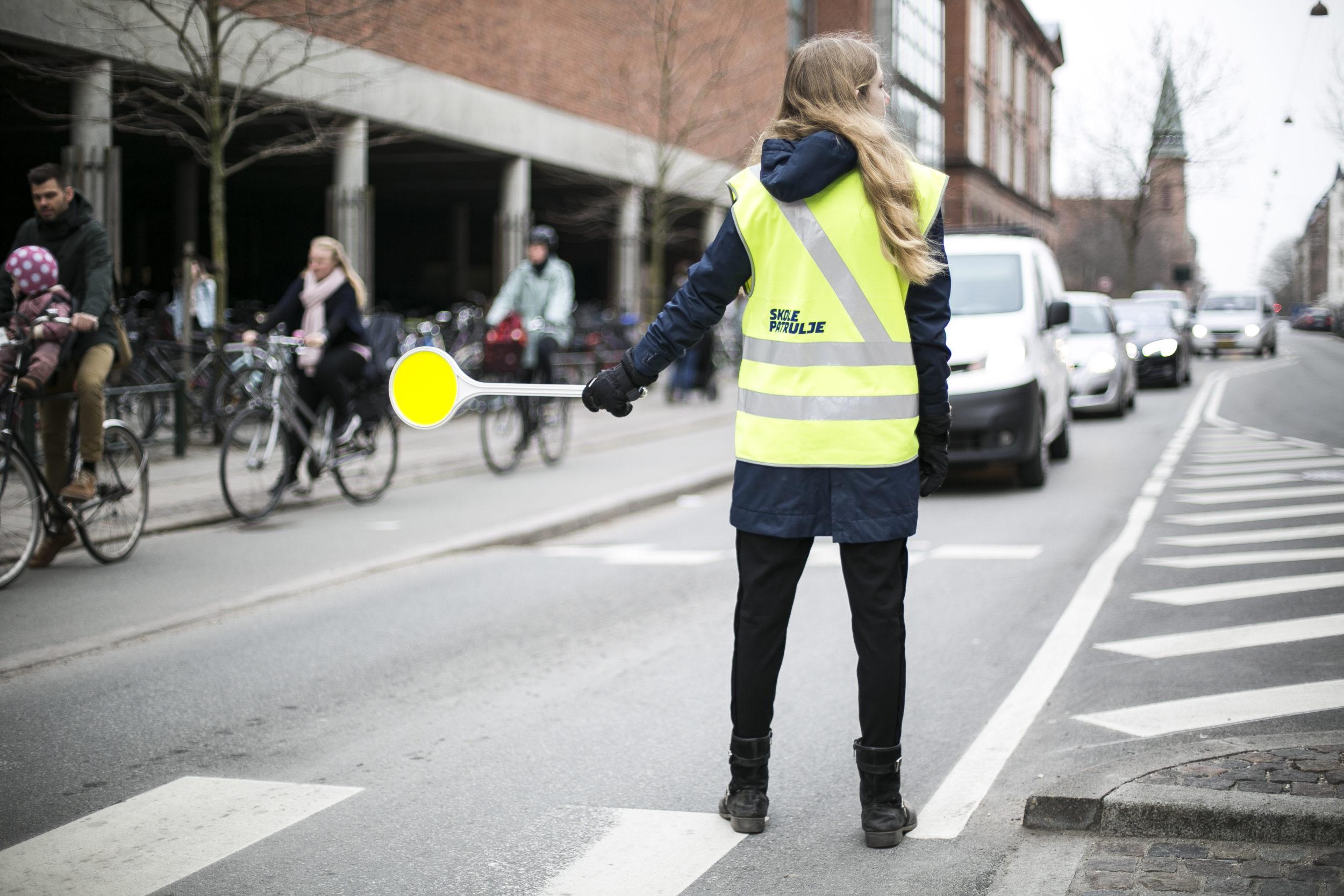 PR-Foto Rådet for Sikker Trafik