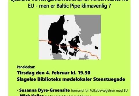 Hvor klimavenlig er EU og Baltic Pipe?