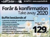 Restaurant SuperBowl & GolfCenter Slagelse