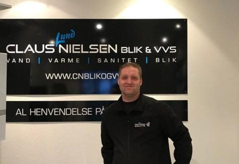 Foto: Claus Lund Nielsens Blik & VVS Aps